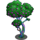 Rainbow Eucalyptus Tree-icon