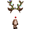 Reindeer Costume-icon