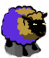 Tan Violet Sheep-icon