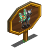 Butterflycorn Mastery Sign-icon