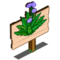 Chicory Mastery Sign-icon