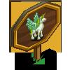 Dew Pegacorn Mastery Sign-icon