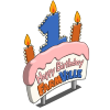 Farmville's B-Day-icon