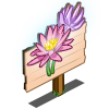 Floating Flower Mastery Sign-icon