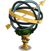 Giant Armillary Sundial Tree-icon