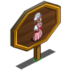 Madame Meerkat Mastery Sign-icon