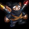 Ninja Paint Gnome-icon