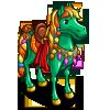 Saddled Jade Stallion-icon