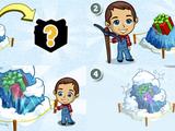 Hidden treasure/Winter Wonderland