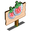 Wan Raspberry Mastery Sign-icon