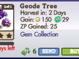 Geode Tree