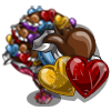 Giant Chocolate Heart-icon