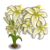 White Lily Full Bloom-icon