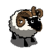 Yellowish White Ram-icon