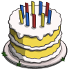 Birthday Cake-icon