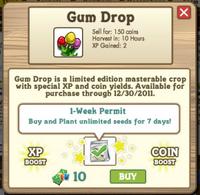 Gum Drop Permit