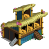 Island Chicken Coop-icon