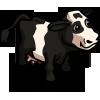 Panda Cow-icon