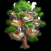 TV Dinner Tree-icon