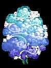 Big Blue Mystic Cloud Tree2-icon