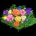 English Rose Flowerbed-icon