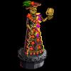 La Catrina Statue-icon