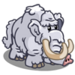 White Wooly Mammoth-icon
