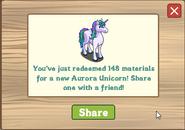 Aurora Unicorn Redeemed