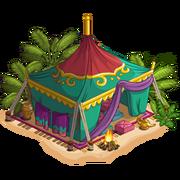 Desert Tent-icon