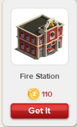 Fire Station Rewardville unlocked