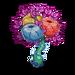 Fluffy Yarn Tree-icon