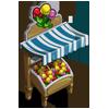 Gum Drop Market Stall-icon