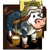 Milk Maid Cow-icon