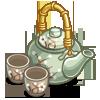 Porcelain Teapot-icon