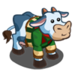 Ugly Sweater Cow-icon
