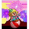 Ball Fireworks Gnome-icon