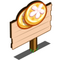 Cookie Petals Mastery Sign-icon