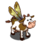 Dragonfly Cow-icon