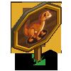 Iguanodon Mastery Sign-icon