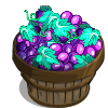 Knitted Grape Bushel-icon