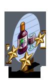 Shiraz 3 Star Mastery Sign-icon