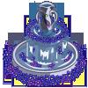 Violet Fountain-icon