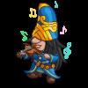 Violinist Dwarf-icon