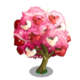 Apple Hearts Tree-icon