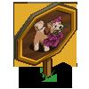 Broken Heart Dog Mastery Sign-icon