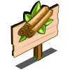 Cinnamon Stick Mastery Sign-icon