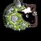 Glitter Ornament Sheep-icon