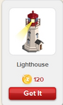 Lighthouse Rewardville unlocked