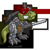 Ninja Robo Dino-icon