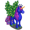 Peacock Pegacorn-icon